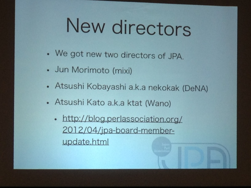 PerlBeginners#2 JPAのスライド