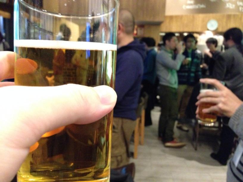 ビール片手に立食パーティーなYokohama.pm#10