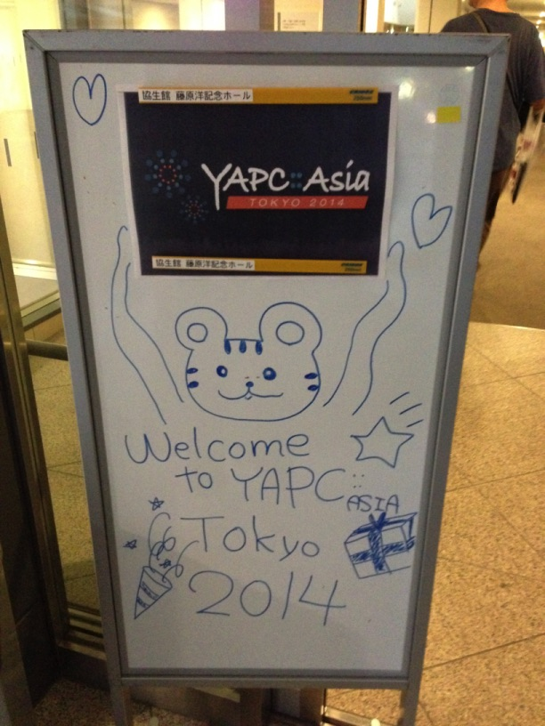Welcome to YAPC